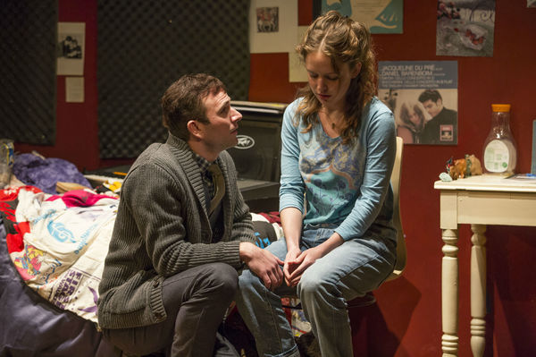 Photo Flash: First Look at Mare Winningham, Peter Friedman and More in HER REQUIEM at LCT3