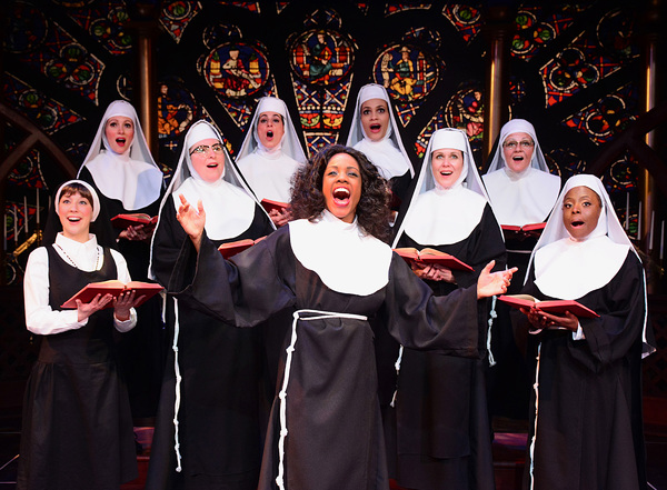 Photo Flash: First Look at SISTER ACT at Beef & Boards Dinner Theatre