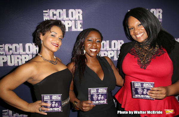 Rema Webb, Bre Jackson and Carrie Compere  Photo