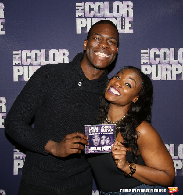 Kyle Scatliffe and Patricia Covington