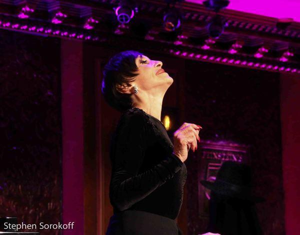 Photo Coverage: Inside Liliane Montevecchi's Opening Night at Feinstein's/54 Below