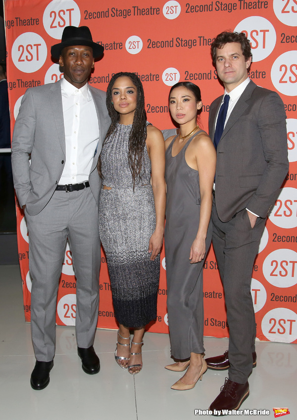 Mahershala Ali, Tessa Thompson, Anne Son and Joshua Jackson