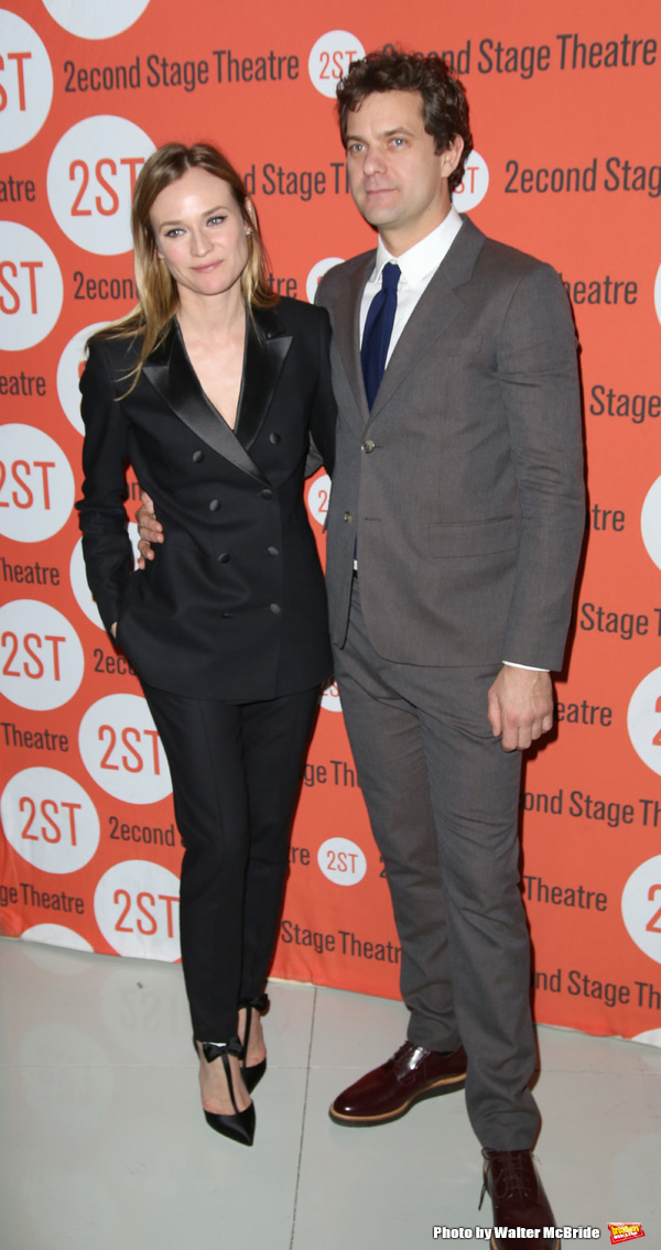 Photo Coverage: Second Stage Celebrates Opening Night of SMART PEOPLE