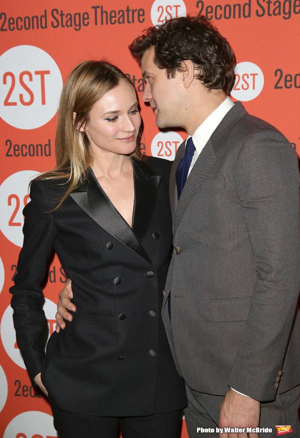 Diane Kruger and Joshua Jackson  Photo