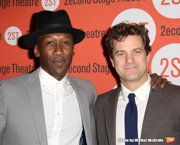 Mahershala Ali and Joshua Jackson