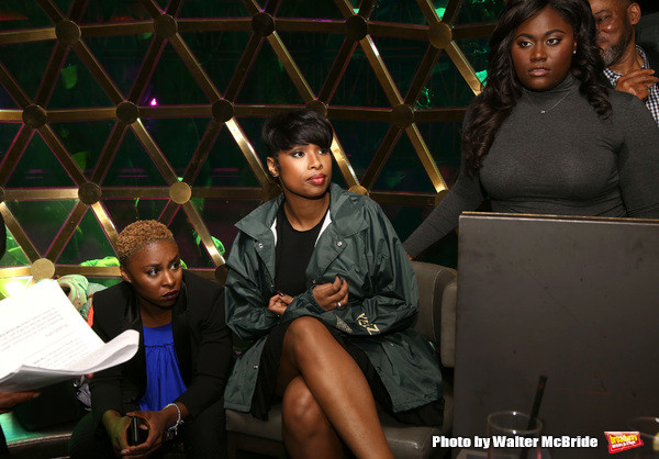 Cynthia Erivo,  Jennifer Hudson and Danielle Brooks