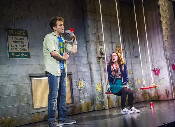 Harry Melling (Jason), Tyrone and Jemima Rooper (Jessica)