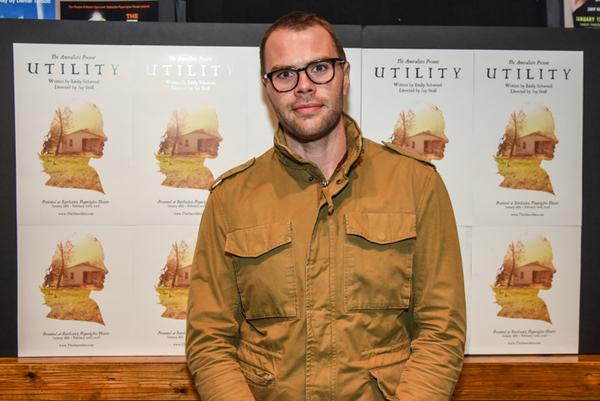 Photo Flash: The Amoralists' UTILITY Celebrates Opening at Rattlestick