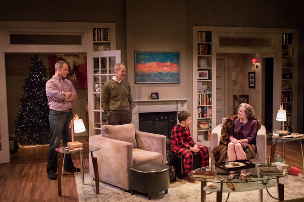 Photo Flash: First Look at Artists Rep's MOTHERS AND SONS