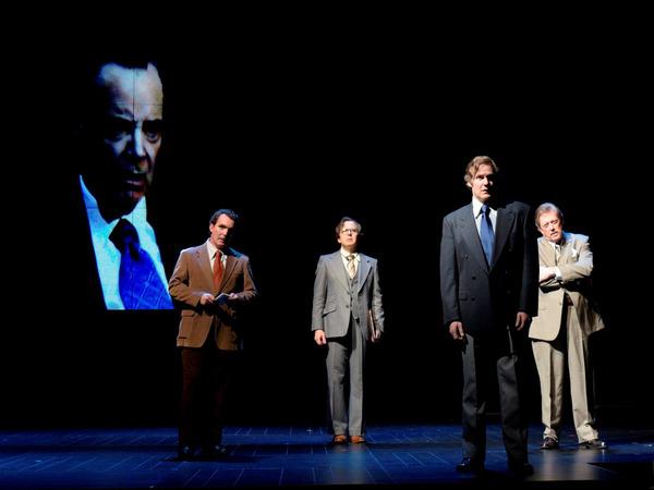 Photo Flash: First Look at FROST/NIXON at Maltz Jupiter Theatre