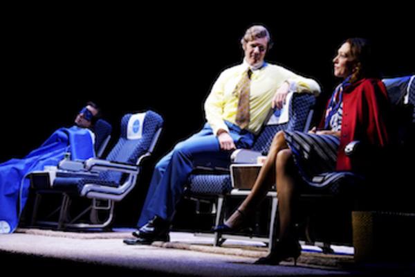 Greg Jackson, Peter Simon Hilton, Vanessa Morosco Photo