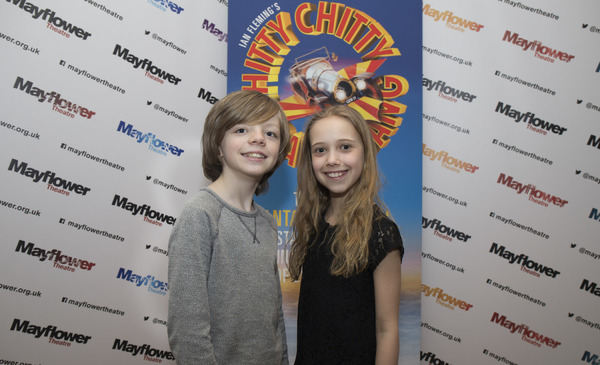 Photo Flash: CHITTY CHITTY BANG BANG UK Tour Opens at Mayflower Theatre, Southampton!