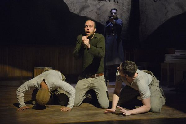Photo Flash: First Look at THE UNFORTUNATES at American Conservatory Theater