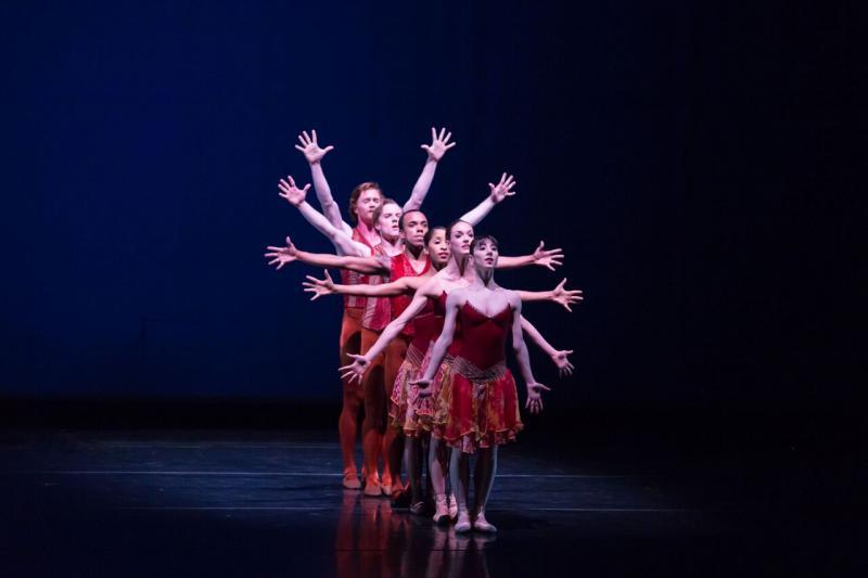 BWW Review: Nashville Ballet's 2016 ATTITUDE Series