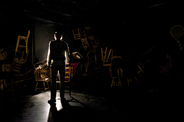 Photo Flash: First Look at First Floor Theater's Chicago Premiere of THE AWAKE