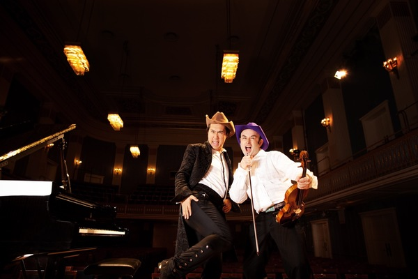 Photo Flash: First Look at Skirball Center's Upcoming AND NOW MOZART