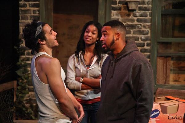 Photo Flash: First Look at Road Theatre Company's BROKEN FENCES