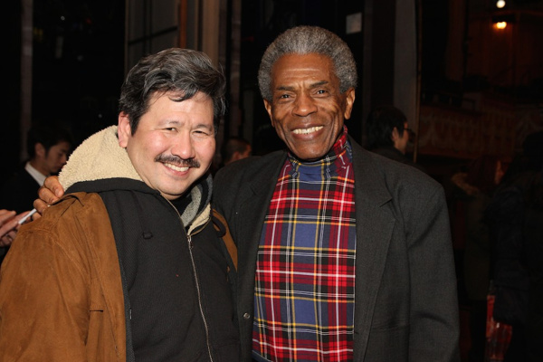 Scott Wantanabe, Andre De Shields