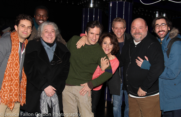 Photo Coverage: Andrea Martin, Joshua Henry & More Visit DISASTER!