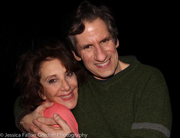 Andrea Martin and Seth Rudetsky
