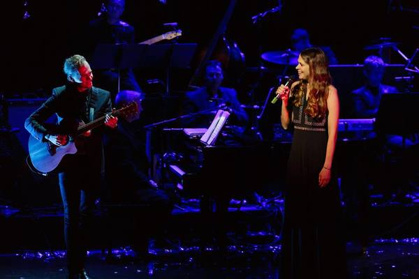 Photo Flash: Betty Buckley, Sutton Foster, Aaron Tveit & More Perform at DEFYING GRAVITY Down Under!