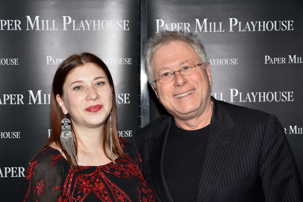Nora Menken and Alan Menken
