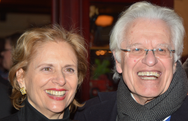 Faye Fisher and Jerry Zaks ()