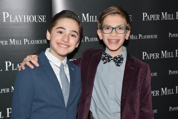 Joshua Colley and Vincenzo Faruolo