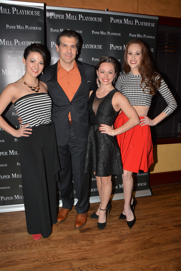Kirstin Tucker, Joey Sorge, Brittany Conigatti and Kaleigh Cronin