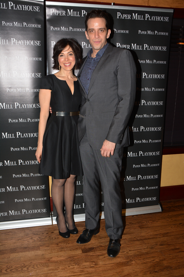 Photos: Paper Mill Playhouse Celebrates Opening Night of A BRONX TALE