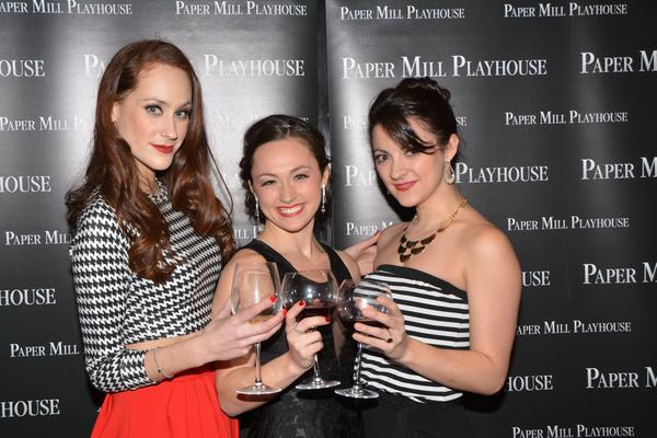 Kaleigh Cronin, Brittany Conigatti and Kirstin Tucker