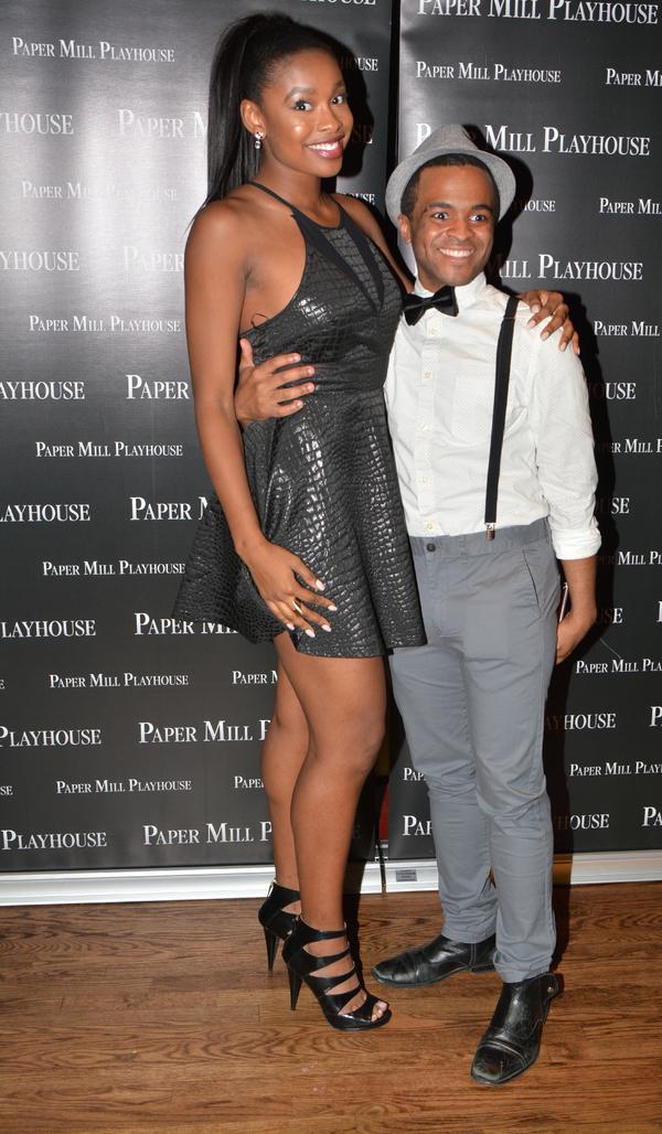 Coco Jones and Isaiah Tyrelle Boyd