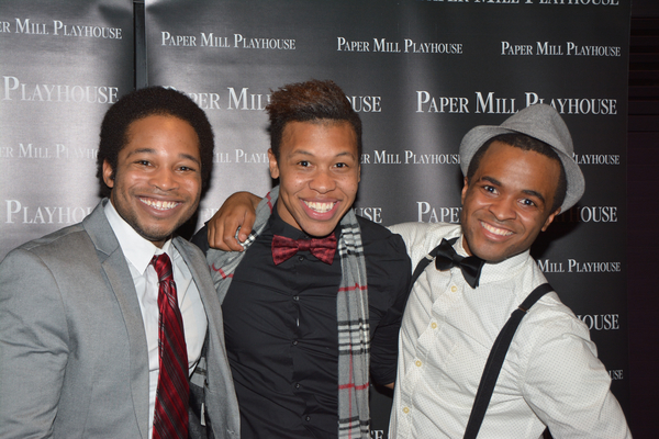 Gilbert L. Bailey II, Eean Sherrod Cochran and Isaiah Tyrelle Boyd Photo