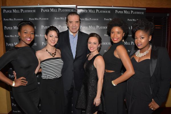 Aisha Jackson, Kirsten Tucker, Chazz Palminteri, Brittany Conigatti, Kim Dodson and Trista Dollison