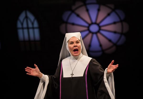 Hollis Resnik as ''Mother Superior''