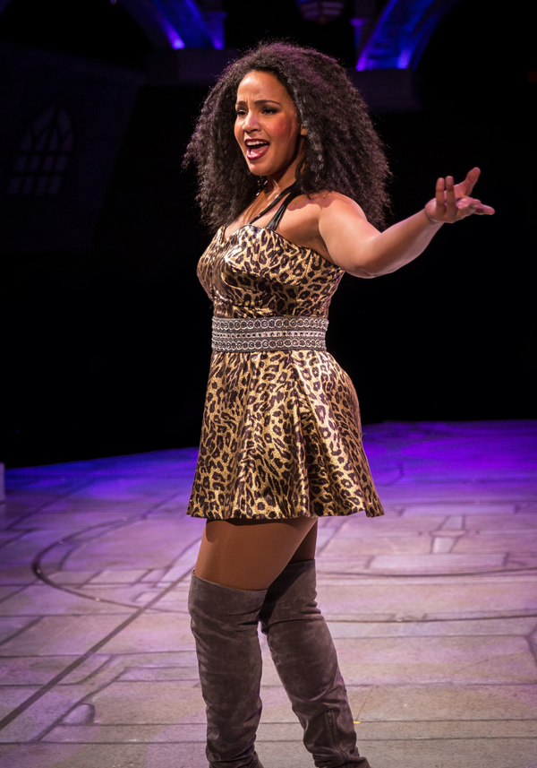 Stephanie Umoh as ''Deloris Van Cartier''