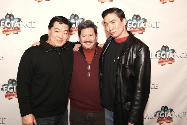 Christopheren Nomura, Scott Watanabe and Greg Watanabe