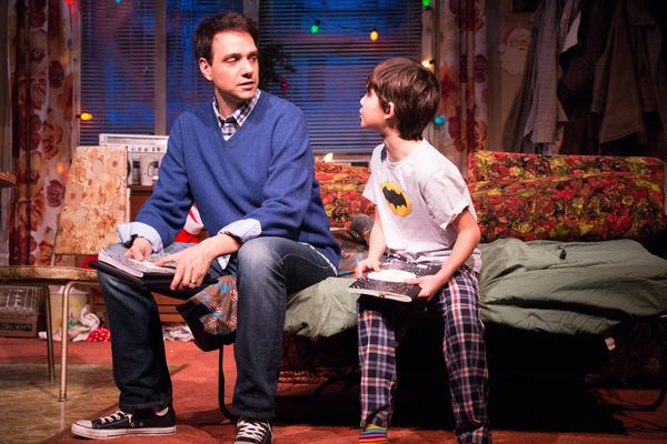 Ralph Macchio and Nico Bustamante