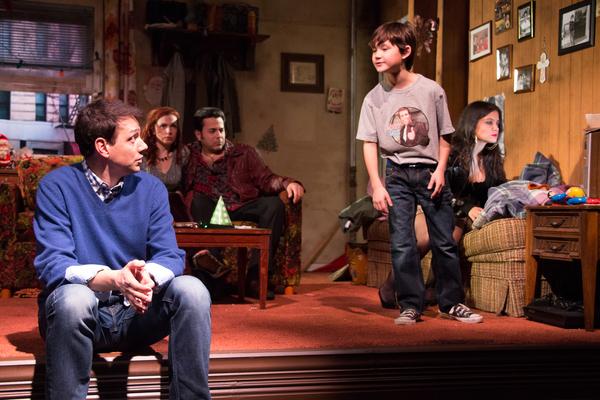Ralph Macchio, Joli Tribuzio, Johnny Tammaro, Nico Bustamante and Kendra Jain Photo