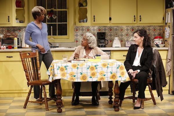 Sharon Washington, Marjorie Johnson, Finnerty Steeves Photo