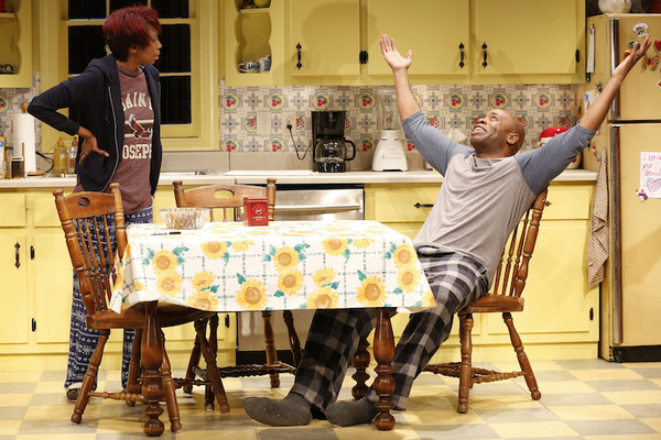Photo Flash: First Look at Colman Domingo's DOT at Vineyard Theatre