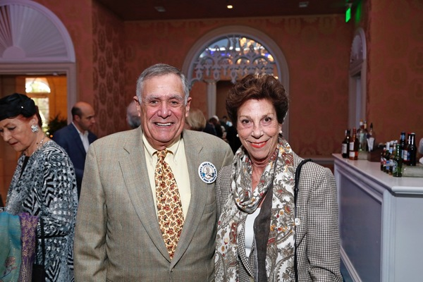 Photo Flash: WSJ Critic Terry Teachout and More Attend CULTURE & COCKTAILS at The Colony