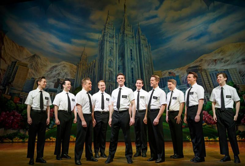 THE BOOK OF MORMON Opens in Sweden 2017