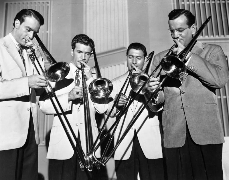 Texas Company To Re Release Glenn Miller Songs On Really