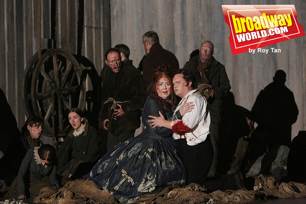 NORMA at English National Opera