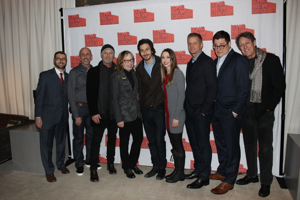 Adam Bernstein, Scott Elliott, Ed Harris, Amy Madigan, Nat Wolff,Taissa Farmiga, Paul Sparks, Rich Sommer and Larry Pine