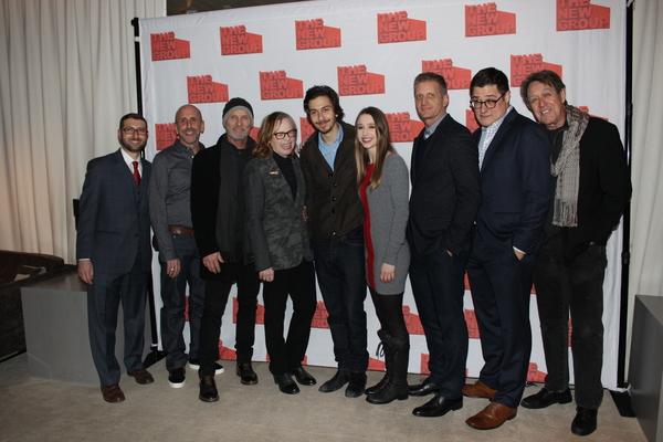 Adam Bernstein, Scott Elliott, Ed Harris, Amy Madigan, Nat Wolff,Taissa Farmiga, Paul Photo