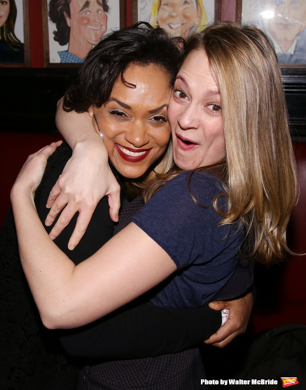Rema Webb and Jenni Barber