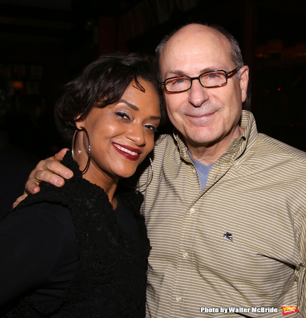 Rema Webb and James Lapine