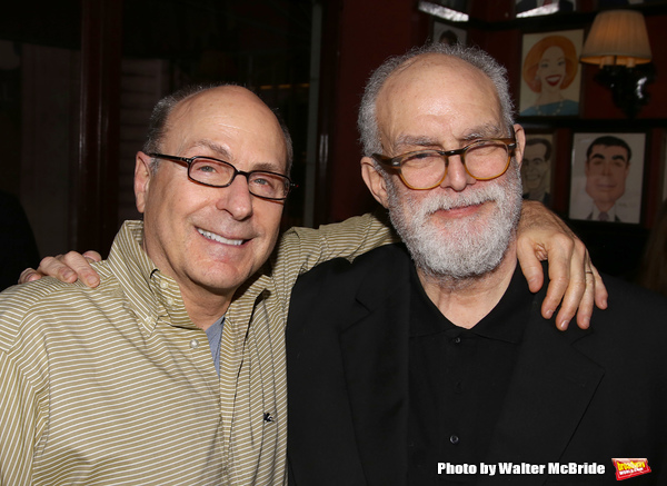 James Lapine and William Finn